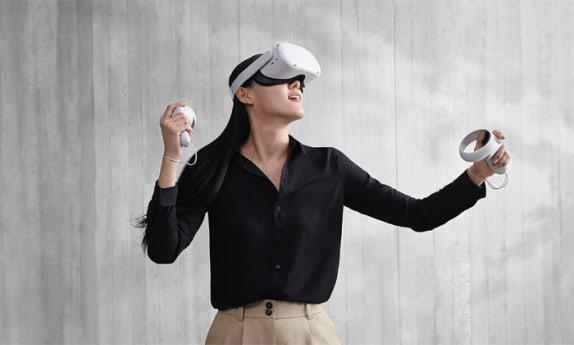 משקפי מציאות מדומה Oculus