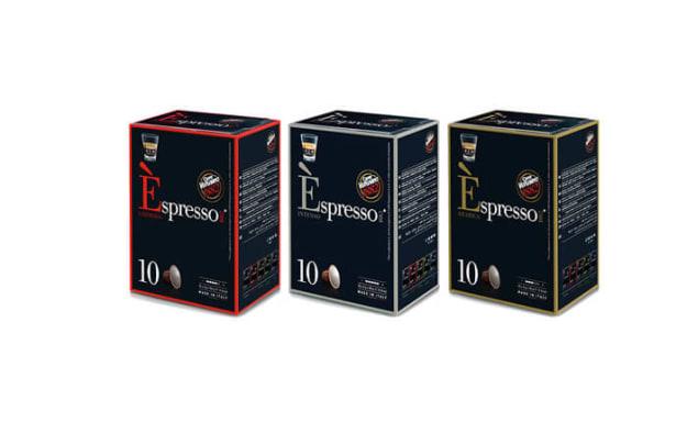 120 קפסולות אספרסו Vergnano