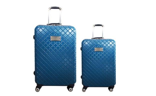 זוג מזוודות TOMMY HILFIGER