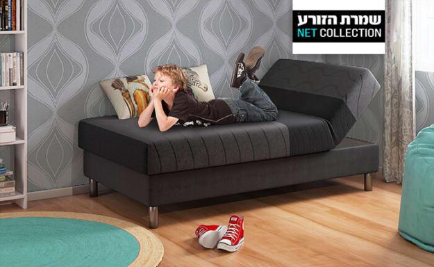 מיטת נוער דגם סבבה