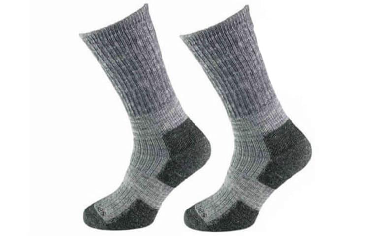 2 זוגות גרביים תרמיים