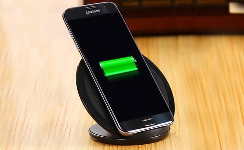 מטען אלחוטי מהיר לטלפונים חכם