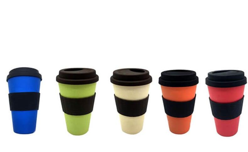 סט 5 כוסות מסיבי במבוק