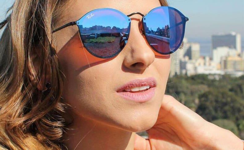 משקפי שמש לגבר ולאישה Ray-Ban