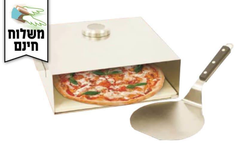 טאבון לאפיית פיצה