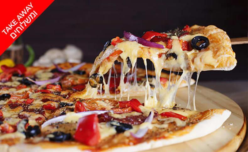 מגש פיצה מפיצה פליני