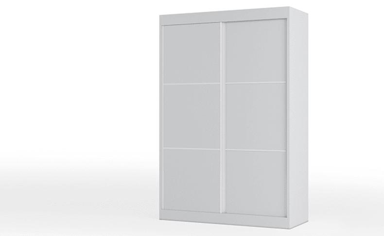 ארון הזזה 2 דלתות160 ס