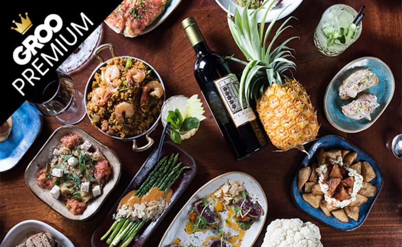 ארוחת שף זוגית עם יין ב-TAPEO