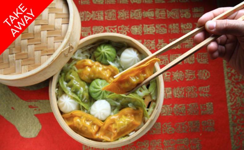 ארוחה זוגית כשרה מ-Chon Lee