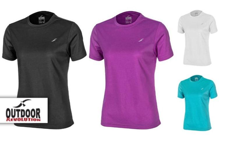 3 חולצות מנדפות זיעה לנשים