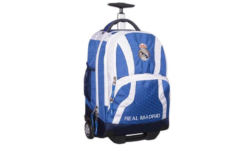 תיק טרולי אאוטדור Real Madrid