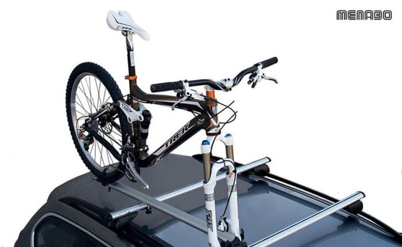 מנשא אופניים לגג הרכב Menabo