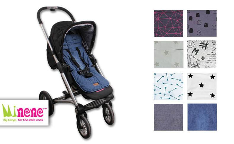 ריפודית דו צדדית לתינוק