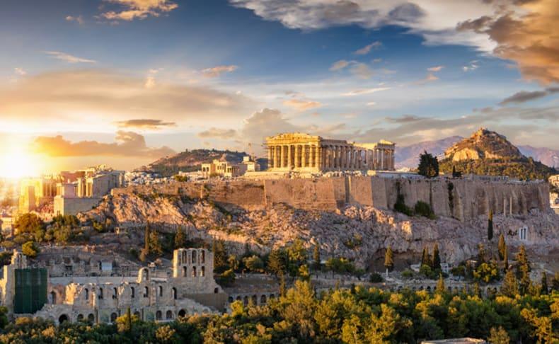 חופשה במלון באתונה, גם בסופ