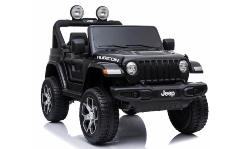 ג'יפ ממונע לילדים Jeep Wrangle