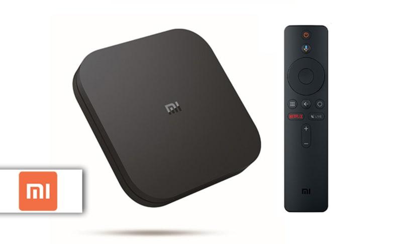 סטרימר 4K Ultra HD Mi Box S