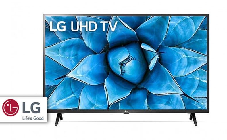 טלוויזיה חכמה 43 אינץ' LG