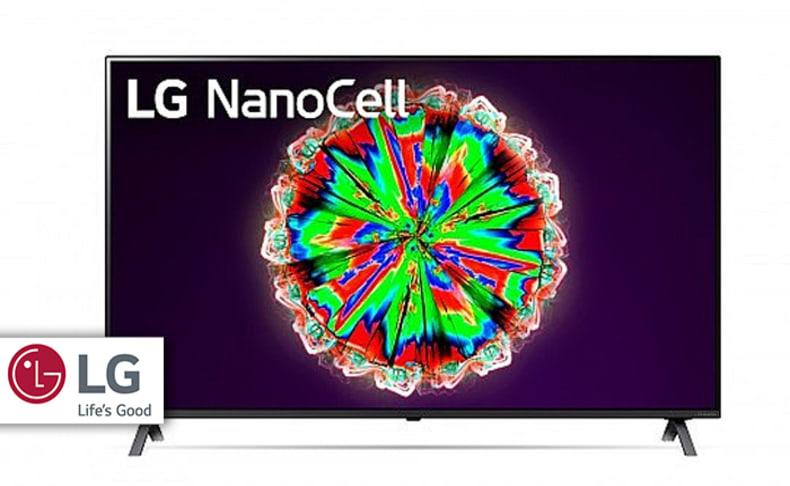 טלוויזיה חכמה LG בגודל