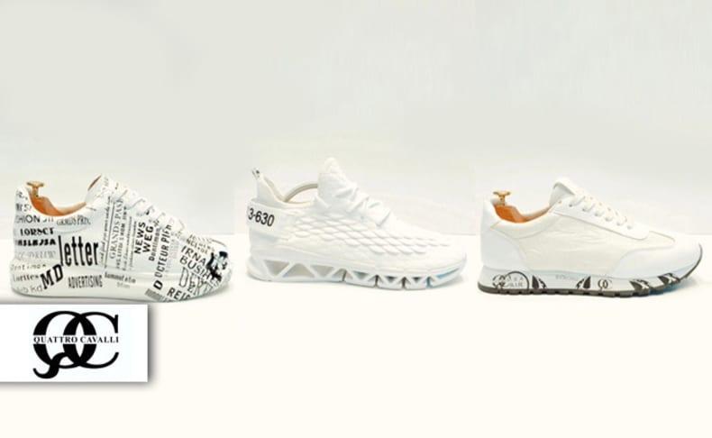 נעלי סניקרסלגברים