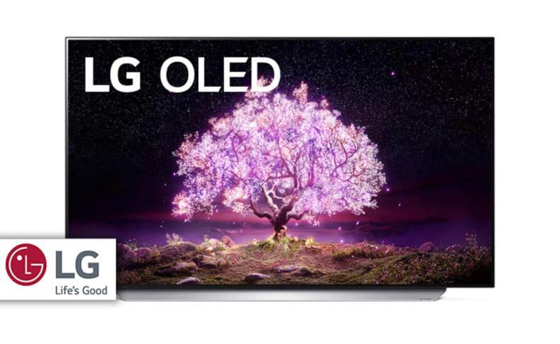 טלוויזיה חכמה 48 אינץ' LG