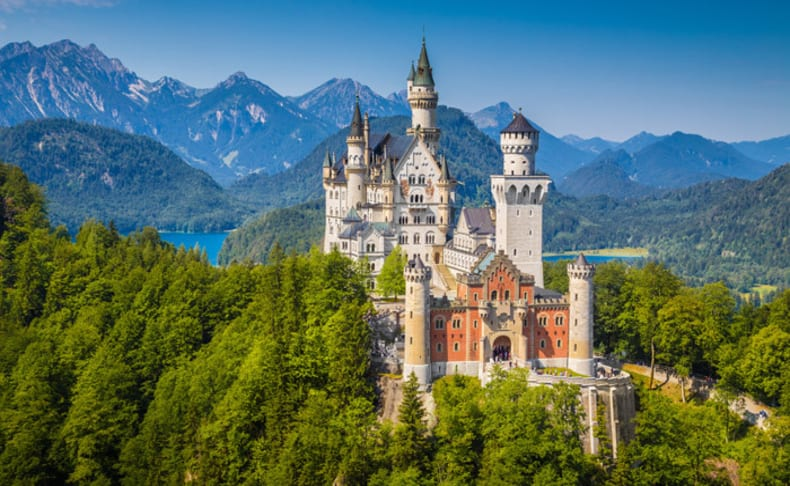 מאורגן לאוסטריה-גרמניה 8 ימים