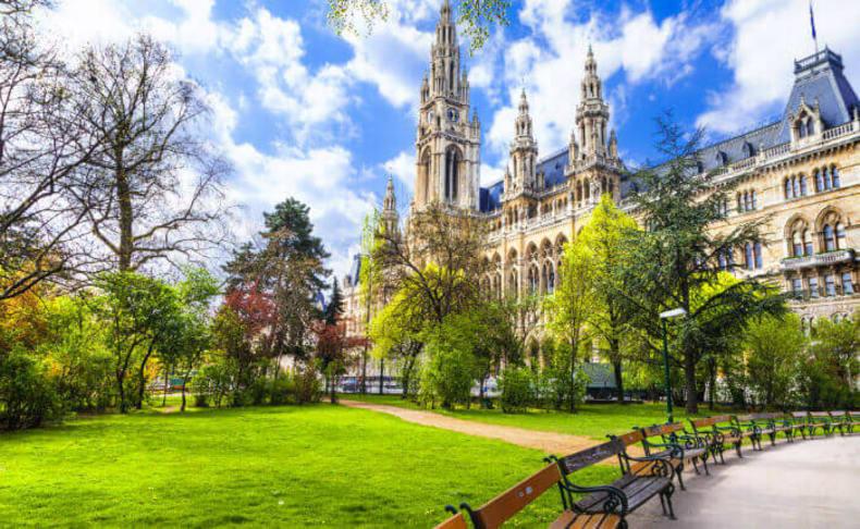 חבילת נופש בווינה - קיץ