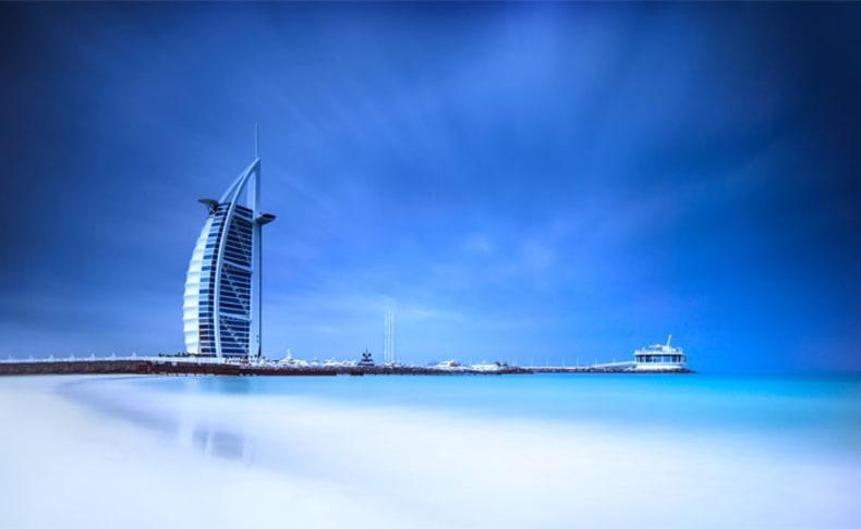 חופשת פרימיום 7 כוכבים בדובאי